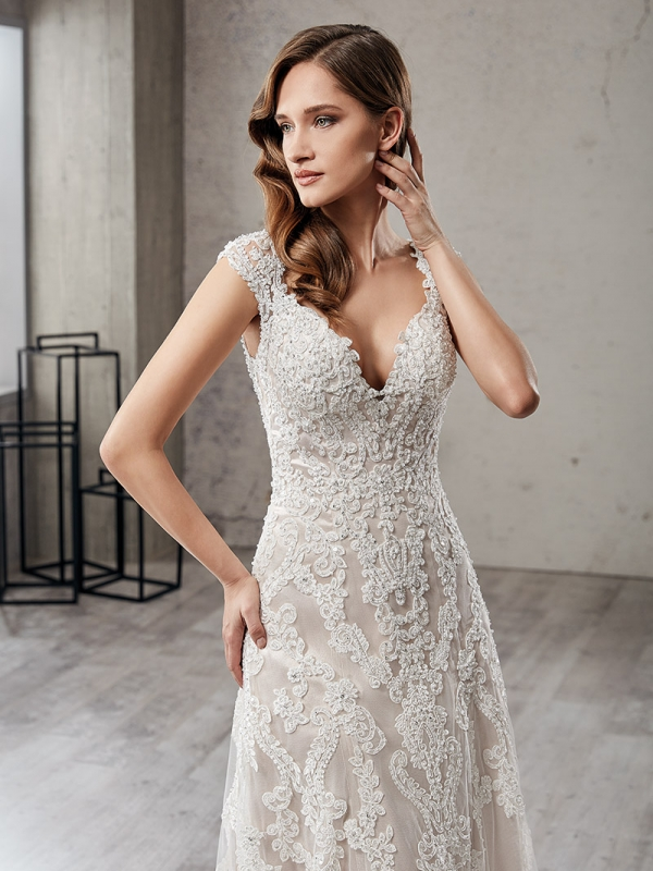f3d7a531c231a With a large catalogue of designers, every bride is sure to find a unique dress  that suits her style here at L&H Bridal! We work with our brides one on one  ...